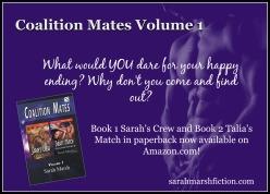 Coalition Mates Vol 1 BOOK AD