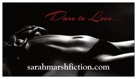 Sarah Marsh Fiction woman ad