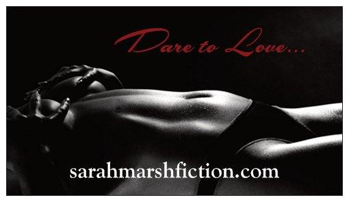 Sarah Marsh Fiction woman ad