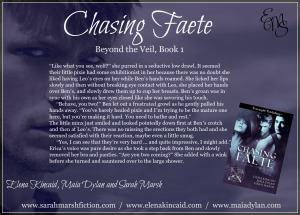 Chasing Faete AD BEN- new