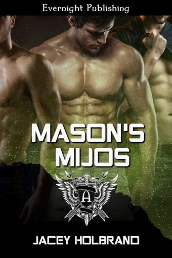 cover_Mason's Mijos by Jacey Holbrand