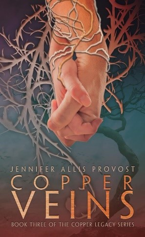 Copper Veins cover