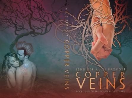 Copper veins full cover