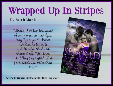 Wrapped Up In Stripes simple teaser2 RRP
